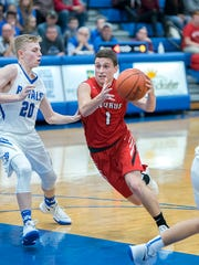 The Redmen face one of the best teams in the conference and have an inter-county matchup this week.