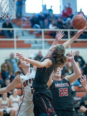 The Buckettes have a tough conference game followed by a tricky Olentangy team in a non-conference game this weekend.