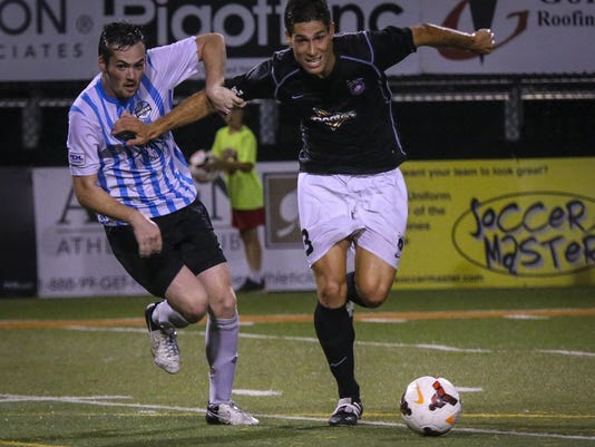Des Moines Menace K-W United FC Premier Development League Playoffs