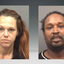 A 2-year-old child found was found wandering alone, Landis Police say, and now the parents have been charged.