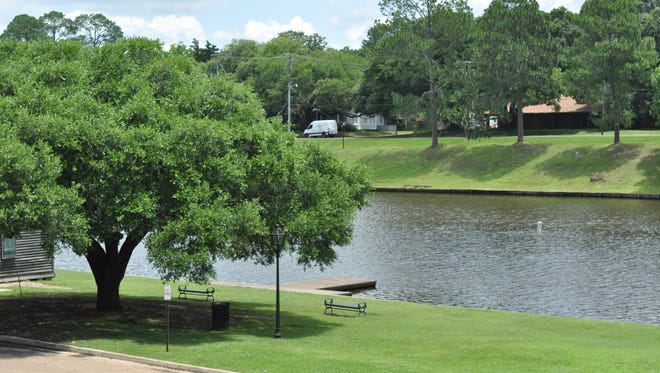 The downtown Natchitoches riverbank area will undergo a more than $3 million revitalization project, city officials announced on Monday.