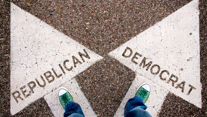 Party affiliation can prevent opportunities to work collaboratively.