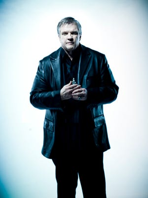 Meat Loaf will begin a fall tour  Oct. 18 in Phoenix.