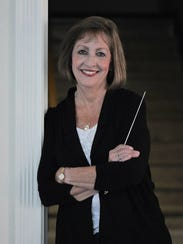 Deborah Ward will conduct her last concert with Salem