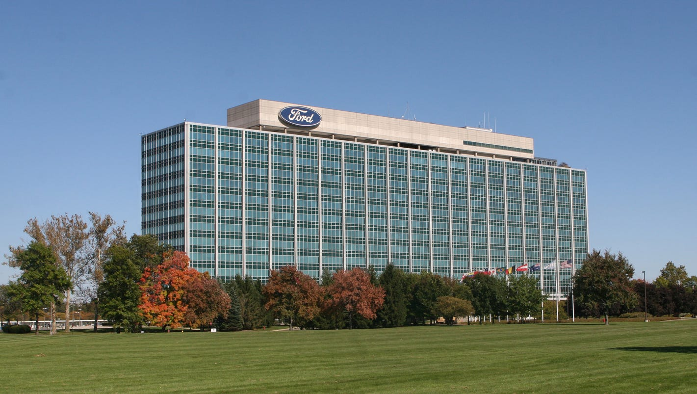 Ford Headquarters Evacuated In Dearborn