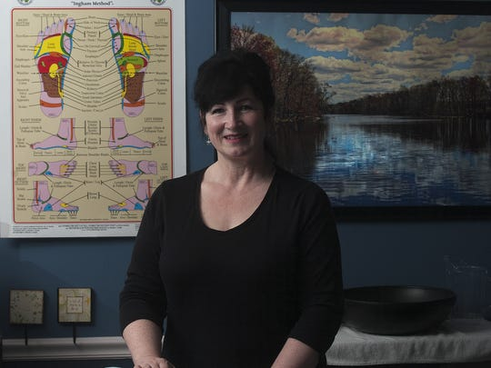 Holli Allen Magill believes in the power of reflexology. An ancient therapeutic technique for alleviating pain and discomfort, reflexology allows a practitioner to manipulate predefined pressure points on the feet and hands that correspond to specific parts of the body, including organs and glands.