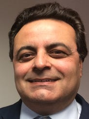 Arush Chahal is running for a seat on the Sheboygan