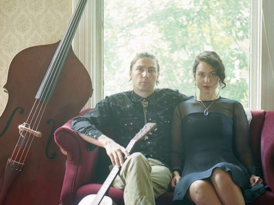Roots duo Cicada Rhythm plays The Mothlight with local favorites Tina & Her Pony on Oct. 22.