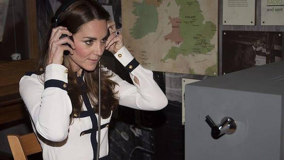 Duchess Kate codebreaker