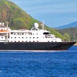 Silversea Cruises' 128-passenger Silver Discoverer.