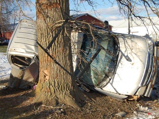 April Clark County crash