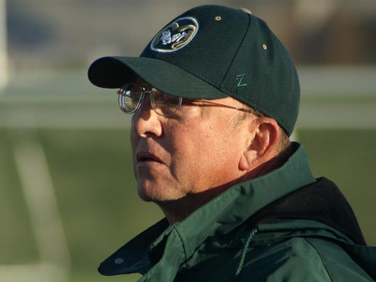 """Phillip """"Flip"""" Naumburg, who died Sunday at the age of 66, led the CSU men's lacrosse program to a 202-58 record and four national championships in his 14 seasons as coach."""