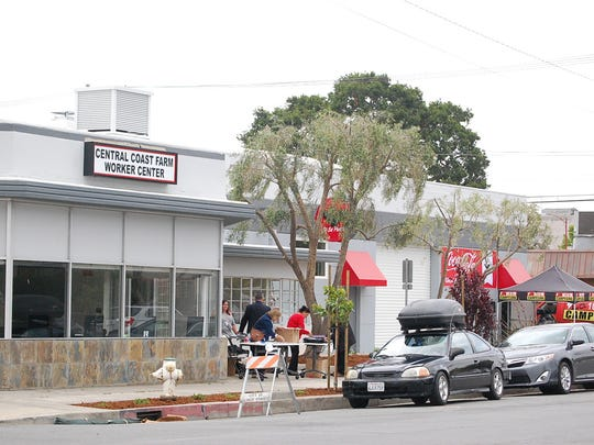 The UFW has opened a new office Oldtown.