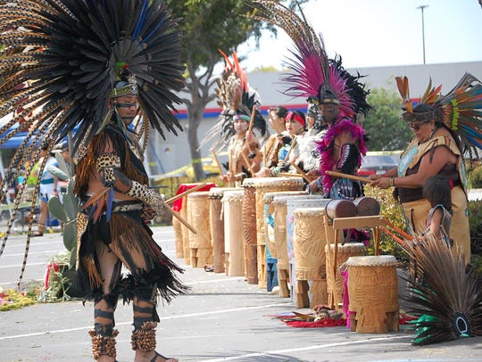 The 10th annual Salinas celebrations for the 14th century