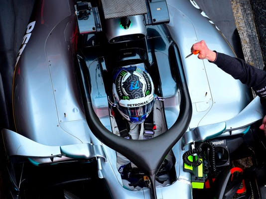 Formula One drivers don't like halo but have gotten used to it