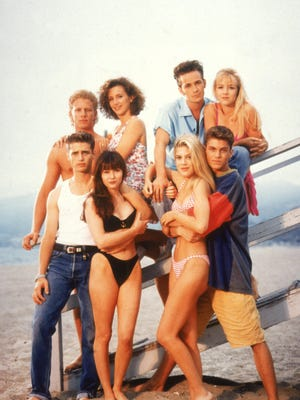 """""""Beverly Hills, 90210"""" debuted 25 years ago this month."""