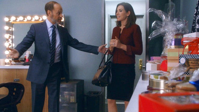 Look at this photo very quickly and tell us which 'Frasier' star it looks like.