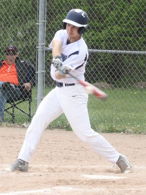 One of Livonia Stevenson's key returning players is Spencer Weber, shown during a 2016 contest.