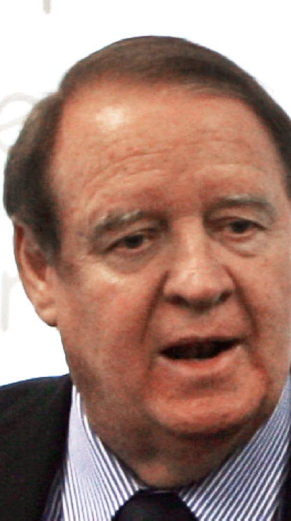 State Sen. Richard Codey, D-Essex, says Democratic
