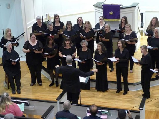 The all-female choir Voces Angelorum will add music to poems by Robert Frost, Emily Dickinson, Shakespeare and more during its spring choral concert at 3 p.m. Sunday at Goodwood Museum and Gardens, 1600 Miccosukee Road. Tickets are $25 per person and they include wine and food. Arrive early at 2 p.m. to check out paintings by Tallahassee artist Pattie Maney. Visit www.vocestally.org.WEDNESDAY