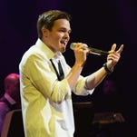 AMERICAN IDOL XIV:  Michael Simeon performs at House of Blues for the IDOL SHOWCASE that aired Feb. 18.