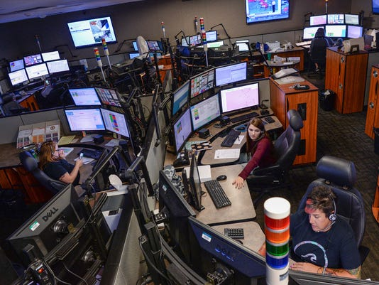Anderson County 911 Center