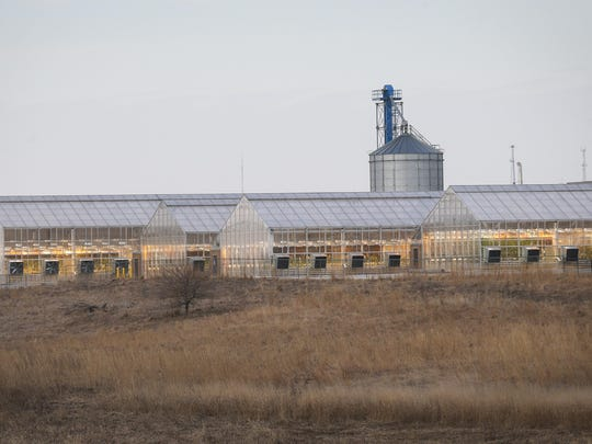 The business campus of DuPont-Pioneer in Johnston, Iowa, photographed Thursday Feb 18, 2016.