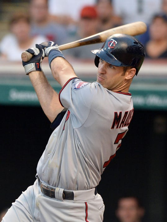 MLB: Minnesota Twins at Cleveland Indians