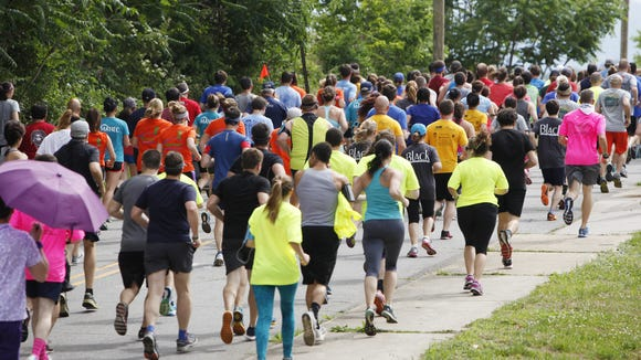 Eblen Charities hosts its annual Walk, Run or Roll 5K and 10K Oct. 8