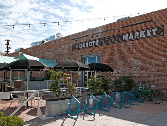 DeSoto Central Market in downtown Phoenix.