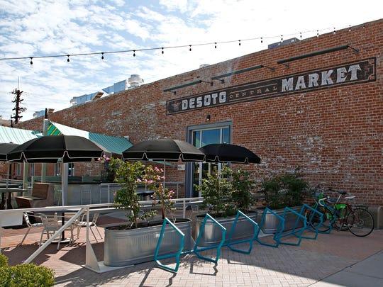 DeSoto Central Market in downtown Phoenix.