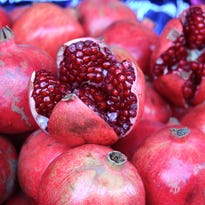 Pomegranates earn super food label