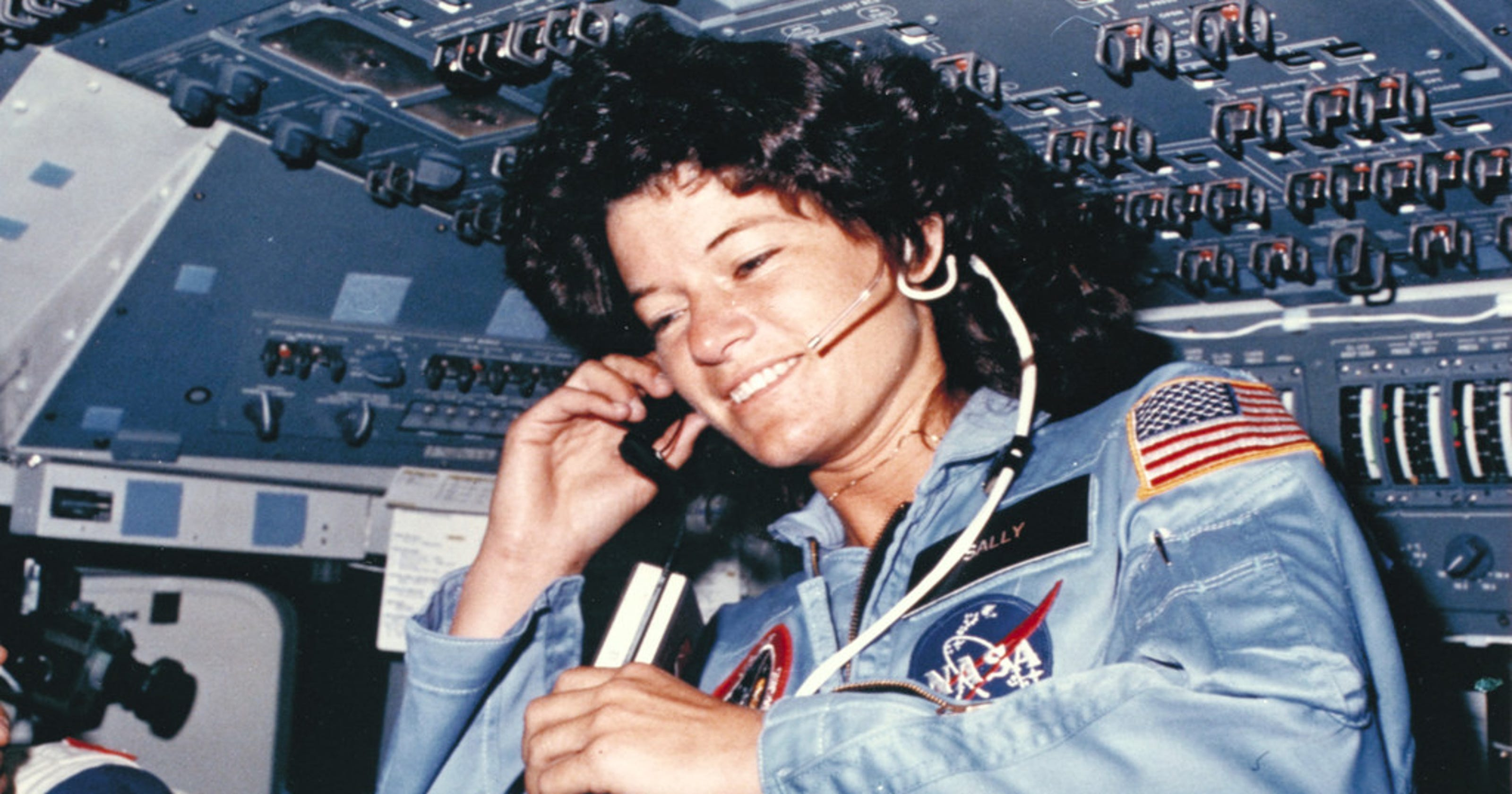 sally ride facts - HD 2048×1611
