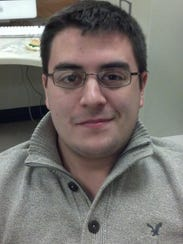 Kyle Reeser, Biomedical Engineering PhD candidate at