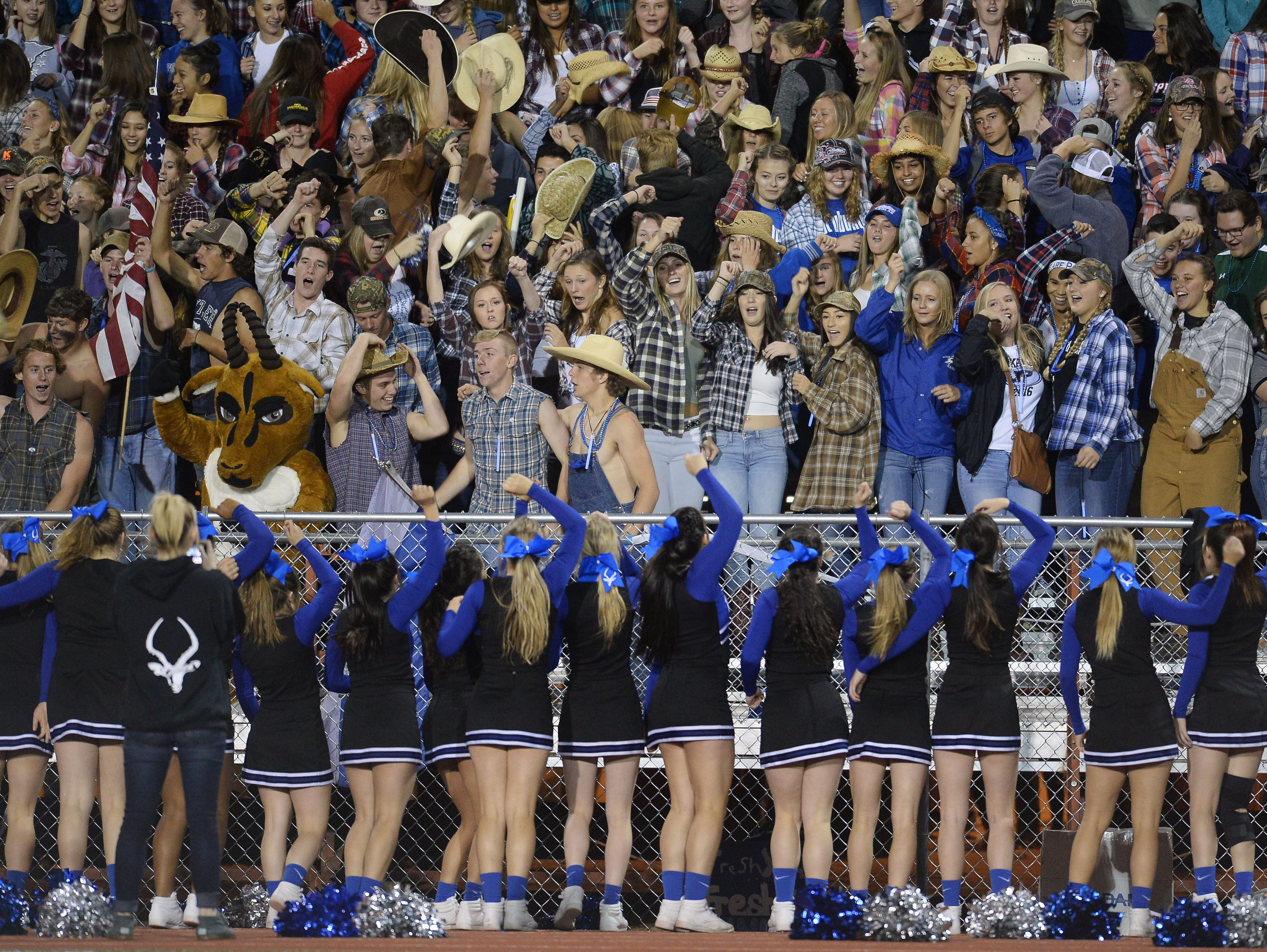 Friday's 4 p.m. football game between Fountain-Fort Carson and Poudre will be streamed live at Coloradoan.com.