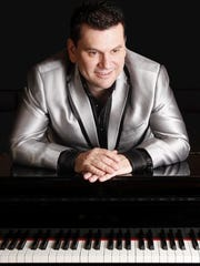 David Howarth will provide his versatile and exciting piano performance courtesy of the Haley Cultural Arts Endowment on Sept. 16.