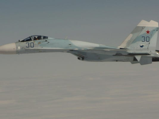 AP US RUSSIA HIJACK EXERCISE A XIF