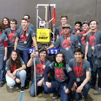 Deming High School Robotics Team competes at Hub City Regionals in Lubbock, Texas