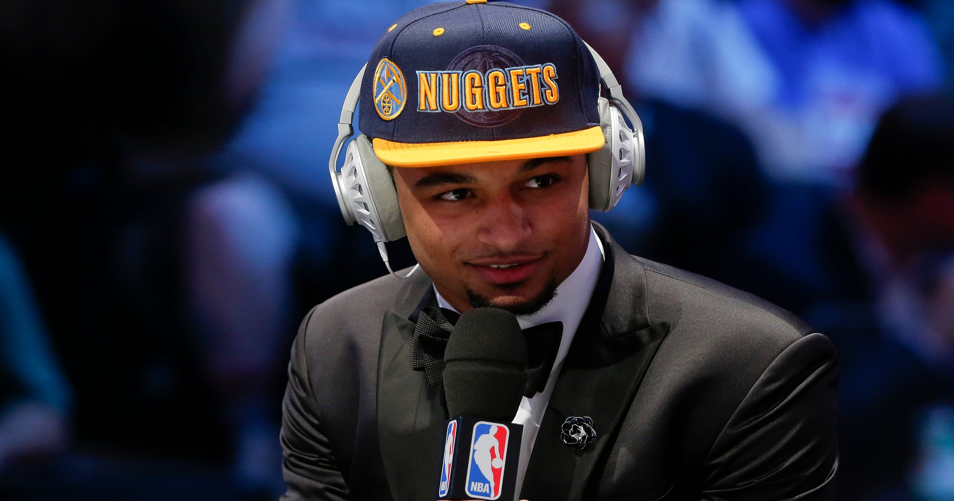 UK Basketball | Jamal Murray drafted by the Denver Nuggets ...