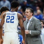 Kentucky and Indiana among betting favorites for 2019 NCAA Tournament