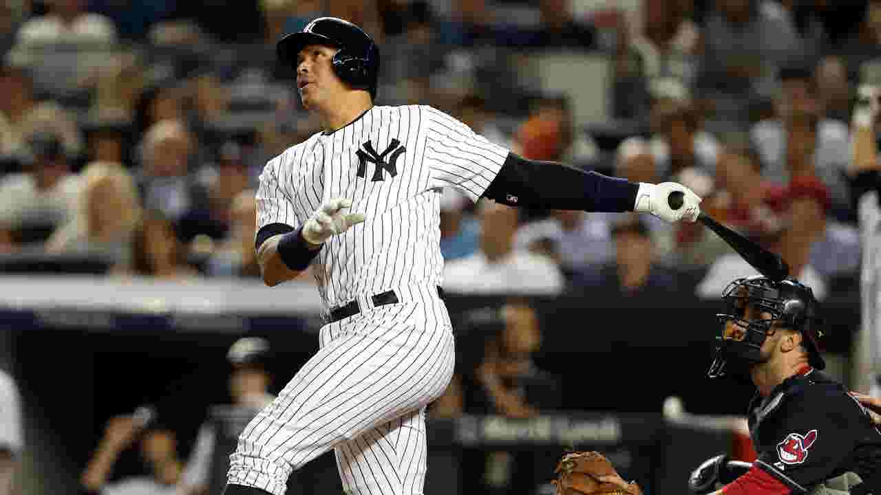 23faa77efb Alex Rodriguez's career by the numbers