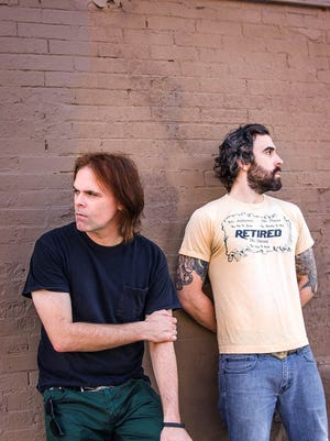 Chicago-based modern rock duo Local H plays the House of Rock on Friday.