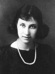Mary McDonald Hartman, 1920s
