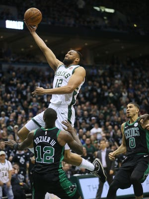 Jabari Parker is one of 10 finalists for the NBA Cares Community Assist Award, and fans can vote using #JabariParker and #NBACommunityAssist in social-media posts.