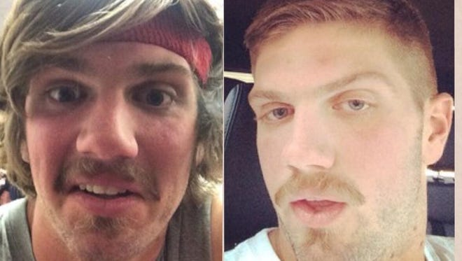 Zach Mettenberger's before and after look.