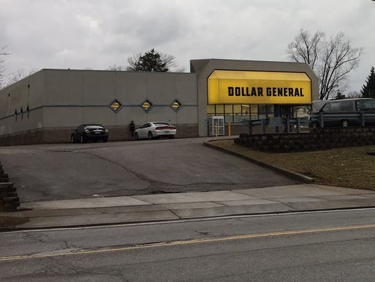 The site of this Dollar General store at Jessup and