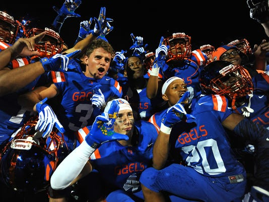 High School Football: St. John Bosco at Bishop Gorman