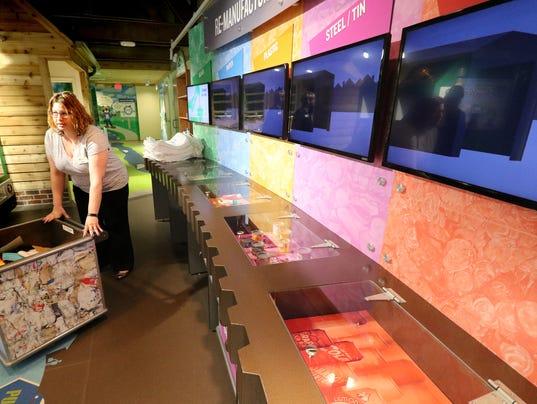 Retzer opens Interactive Environmental Education Center