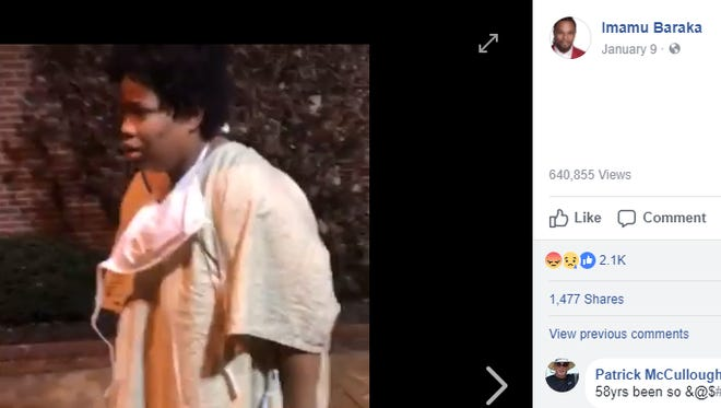 The University of Maryland Medical Center is launching an investigation after a viral video showed a woman being discharged in the middle of the night in only a hospital gown and socks.