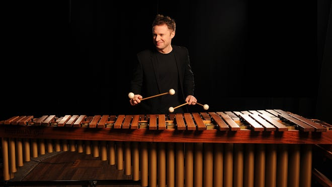 Colin Currie performs in Lawrence University Artist Series concert March 30.